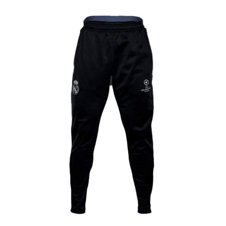 Pants / Training: Adidas Real Madrid 16/17 Ucl Training Pants Ao3080 - L / Black / Adidas / 1617 Adidas Black Clothing Land |