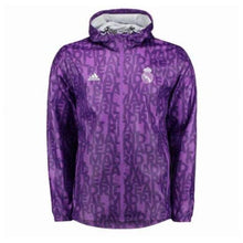 Jackets / Windbreaker: Adidas Real Madrid 16/17 Windbreaker Purple Ay2826 - 1617 Adidas Clothing Jackets Jackets / Windbreaker