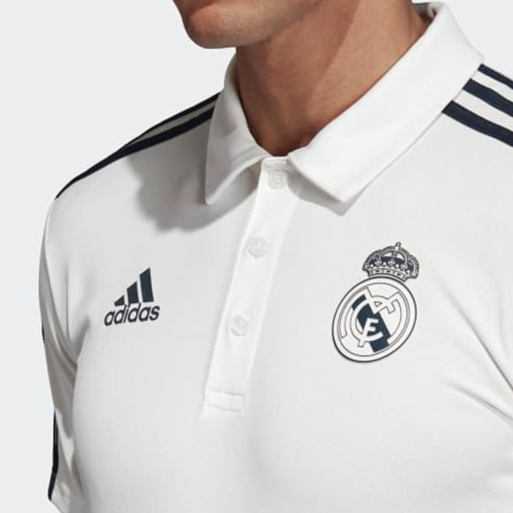 5220a3c4 Adidas Real Madrid 18/19 REAL POLO CW8669 [Mens]