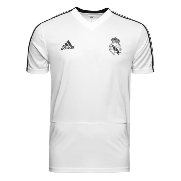 21a6ac61d83 Jerseys   Soccer  Adidas Real Madrid 18 19 Real Tr Jersey Cw8666 - Adidas