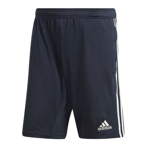 Shorts / Soccer: Adidas Real Madrid 18/19 Real Tr Shorts Blue Cw8653 [Men] - Adidas / S / Blue / 1819 Adidas Blue Clothing Football |
