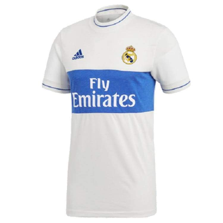 more photos 3a8a7 b79a7 Adidas Real Madrid Home Icon jersey CV8103 [Limited Edition with Box]