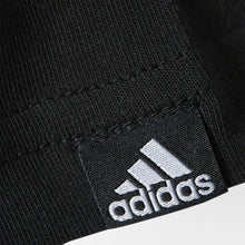 Tees / Short Sleeve: Adidas Road To France Bk Ai5602 - Adidas Black Clothing Fans Wear France