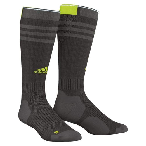 Socks / Soccer: Adidas Run Energy Compression Thin Socks Bk/gy Aj9791 - Adidas / Eur: 37-39 / Black / Accessories Adidas Black Land Mens |