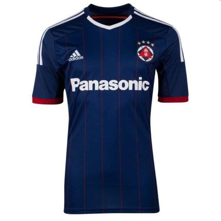 Jerseys / Soccer: Adidas Scaa 14/15 Away S/s Jersey F83281 - Adidas / Navy / S / 1415 Adidas Away Kit Clothing Jerseys |