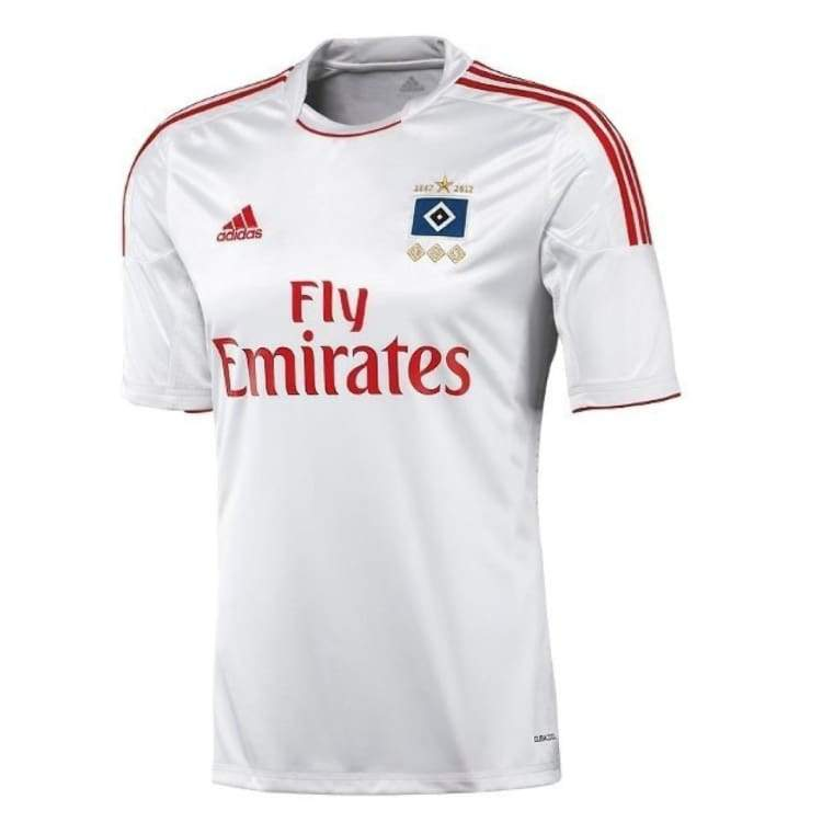 Jerseys / Soccer: Adidas Schalke 04 Fc 12/13 (H) S/s X50156 - Adidas / S / White / 1213 Adidas Clothing Home Kit Jerseys |