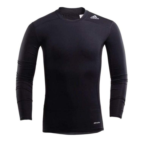 Base Layers / Top: Adidas Techfit Base Tee Bk Aj5016 - Adidas / Xs / Black / Adidas Base Layers Base Layers / Top Black Clothing |