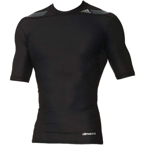 Base Layers / Top: Adidas Techfit Power S/s Jersey Blk Aj4889 - Adidas / Xs / Black / Adidas Base Layers Base Layers / Top Black Clothing |