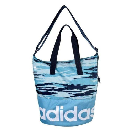Bags / Shoulder: Adidas W Linp Shoulder Linear Bag Ay5232 - Adidas / Blue / Accessories Adidas Bags / Shoulder Blue Land | Ochk-Sfalo-Ay5232