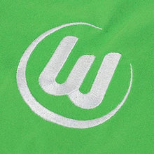 Jerseys / Soccer: Adidas Wolfsburg 12/13 (H) S/s W67467 - 1213 Adidas Clothing Green Home Kit