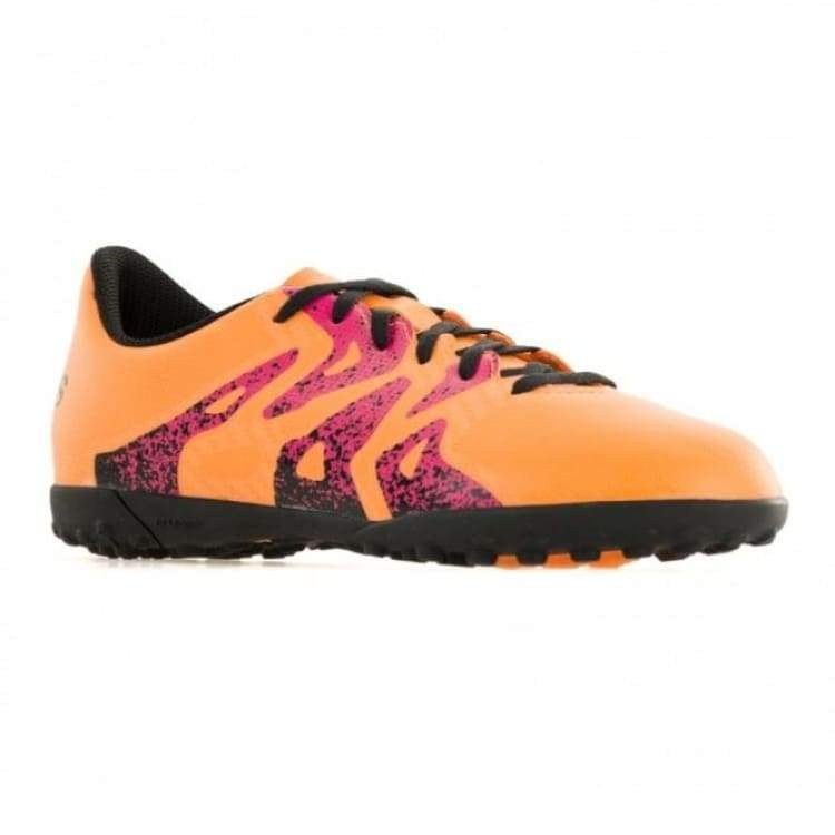 Shoes / Soccer: Adidas X 15.4 Tf Gld/pk S74608 - Adidas / Us: 6.5 / Gold/pink / Adidas Footwear Gold/pink Land Mens |