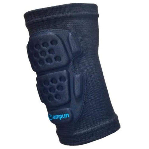 Protectors / Knee Guard: Amplifi Knee Sleeve Grom 1819 [Kids] - Amplifi / Xs / Black / 1819 Amplifi Black Gear Ice & Snow |