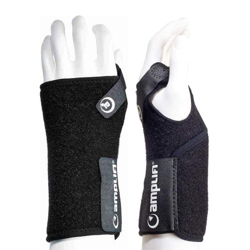 Protectors / Wrist Guard: Amplifi Wrist Wrap 1617 Black [One Size] - Amplifi / Black / 1617 Amplifi Black Gear Ice & Snow |