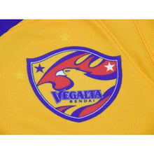 Jerseys / Soccer: Asics Vegalta Sendai 11/12 Home S/s Jersey Xs1071 - 1112 Asics Clothing Football Home Kit