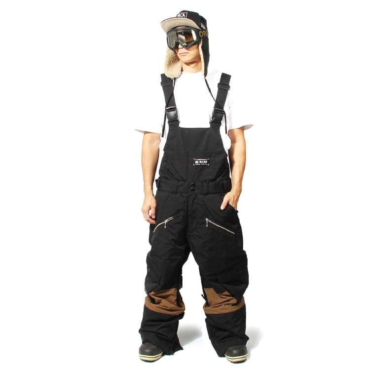 Pants / Snow: Badass 2Way Pants - Black - Badass / Black / 3Xl / Badass Black Clothing Ice & Snow Mens | Ocjp-Yorozwagon-16Ba2201-Blk-1