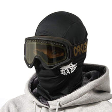 Bandanas & Face Masks: Badass Baraclava Coyote - Black - Accessories Badass Bandanas & Face Masks Black Head & Neck Wear |