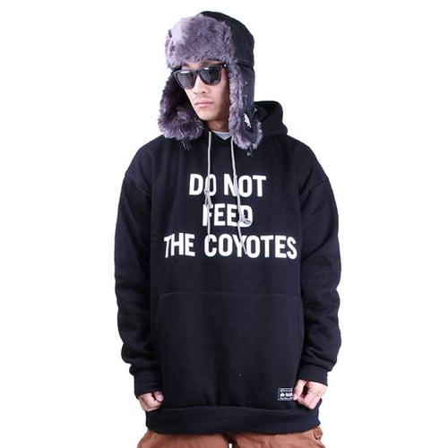 Hoodies & Sweaters: Badass Black Edition Hood - Black - Badass / Black / Xl / Badass Black Clothing Hoodies & Sweaters Ice & Snow |