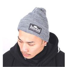 Headwear / Beanies: Badass Coyote Beanie - 2Color - Accessories Badass Beanies Camel Grey