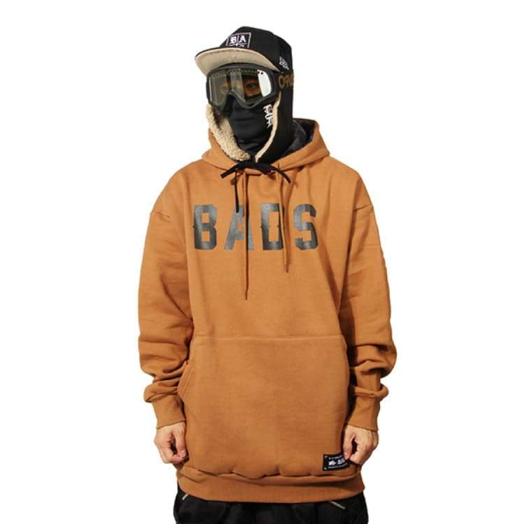 Hoodies & Sweaters: Badass Hunter Hood - Beige - Badass / Beige / Xl / Badass Beige Clothing Hoodies & Sweaters Ice & Snow |
