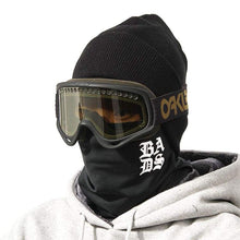Neck Warmers: Badass Kneckwarmer Bads - Black - Accessories Black Full Mask Head & Neck Wear Ice & Snow