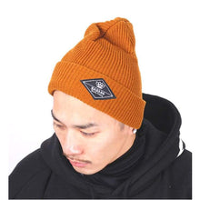 Headwear / Beanies: Badass Knuckle Beanie - 2Color - Accessories Badass Beanies Camel Grey