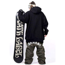 Hoodies & Sweaters: Badass Neat Hoodie - Black - Badass Black Clothing Hoodies & Sweaters Ice & Snow