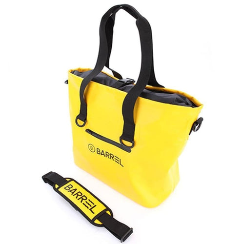 Barrel Dry Crossbag 22L-YELLOW - Yellow - Dry Bags
