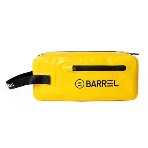 Barrel Dry Pouch-YELLOW - Yellow - Dry Bags