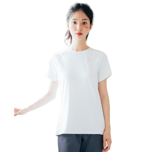 Barrel Fit Womens Relax S/S Tee-IVORY - Short Sleeves | BARREL HK