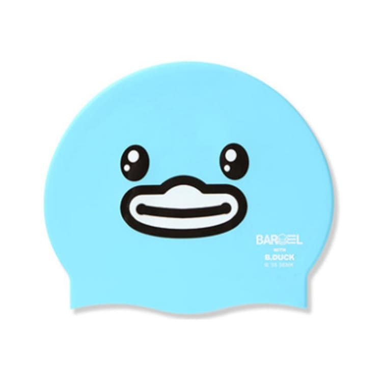 Barrel Kids B.Duck SWIM CAP-BLUE - OSFA / Blue - Swim Caps