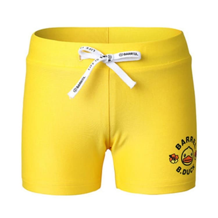 Barrel Kids B.Duck Water Pants-YELLOW - S / Yellow - Swim Shorts