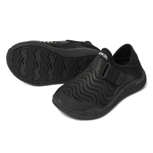 Barrel Kids EXP Aqua Shoes V3-BLACK - 200 / Black - Aqua Shoes | BARREL HK