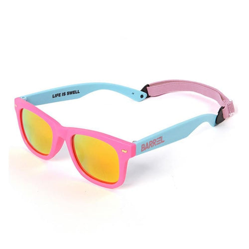 Barrel Kids Horizon Sunglasses Mini-PINK - Pink - Sunglasses | BARREL HK