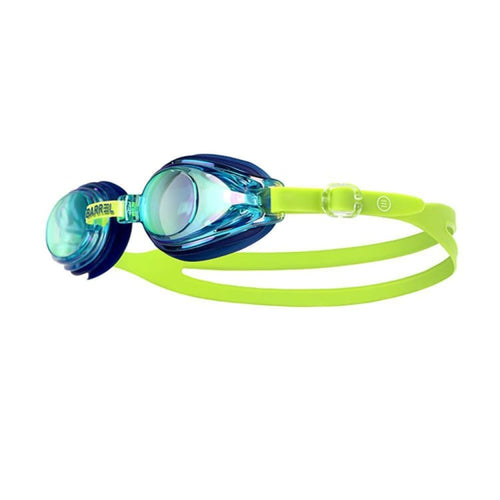 BARREL Kids Mirror Swim Goggles-YELLOW MIRROR/NEON YELLOW - OSFA / Neon Yellow - Swim Goggles | BARREL HK