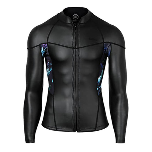 Barrel Mens Coast 2mm Neoprene Jacket-AMAZON - Amazon / S - Tops