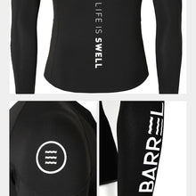 Barrel Mens Coast 2mm Neoprene Jacket-BLACK - Tops