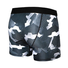 Barrel Mens Point Pattern Innerwear-CAMOUFLAGE - Inner Wear