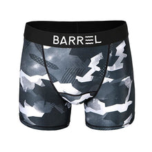 Barrel Mens Point Pattern Innerwear-CAMOUFLAGE - S-M / Camouflage - Inner Wear