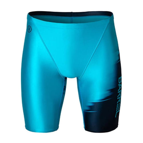 Barrel Mens Racing Fit Shadow Jammer Swimsuit-BLUE - S / Blue - Swimsuits