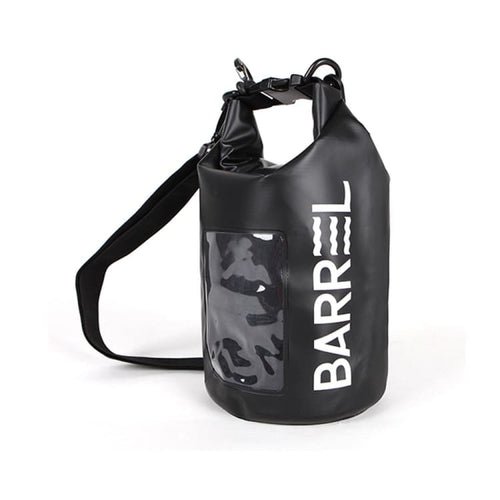 Bags / Waterproof: Barrel Mini Dry Bag 4L-BLACK - Black / 2019 Accessories Bags Bags / Waterproof BARREL | OCHK-BARREL-19BW6BDBA005BK4L