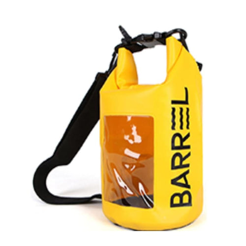 Bags / Waterproof: Barrel Mini Dry Bag 4L-YELLOW - Yellow / 2019 Accessories Bags Bags / Waterproof BARREL | OCHK-BARREL-19BW6BDBA005YL4L