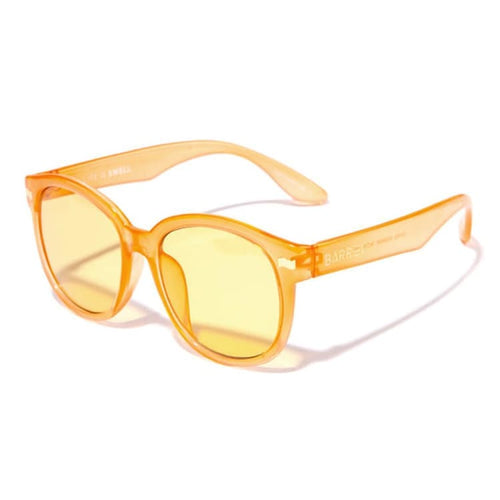 Barrel Round Sunglasses-YELLOW TINT - Yellow Tint - Sunglasses