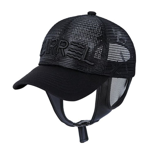 Headwear / Caps: Barrel Surf Mesh Cap-BLACK - BARREL / OSFA / Black / 2019 Accessories BARREL BARREL HK Black | OCHK-BARREL-19BWHCCAA010BKON