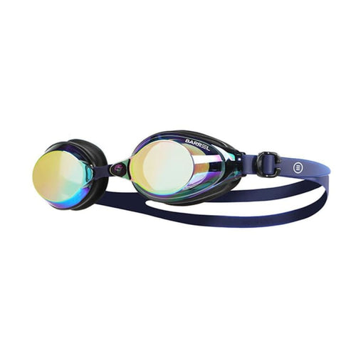 BARREL Training Swim Goggles-GOLD/NAVY - OSFA / Gold/Navy - Swim Goggles | BARREL HK