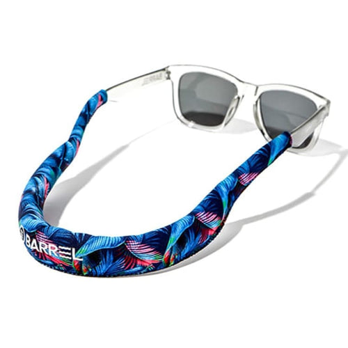 Sunglass / Straps: Barrel Tube Floating Strap-MARINE TROPICAL - Marine Tropical / BARREL / 2019 Accessories BARREL BARREL HK Eyewear |