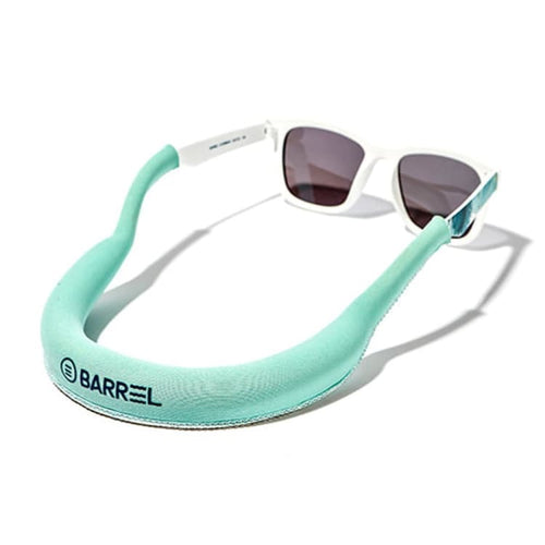 Barrel Tube Floating Strap-MINT - Mint - Sunglass Straps