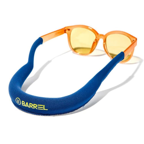 Barrel Tube Floating Strap-NAVY - Navy - Sunglass Straps | BARREL HK