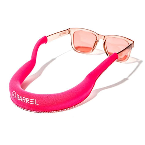 Sunglass / Straps: Barrel Tube Floating Strap-PINK - Pink / BARREL / 2019 Accessories BARREL BARREL HK Eyewear |
