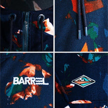 Barrel Unisex Cozy Zip-Up Poncho Towel-ORE - Poncho Towels | BARREL HK