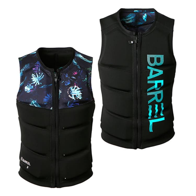Lifevests / Impact: Barrel Unisex Reversible Wake Vest-AMAZON - Amazon / XS / BARREL / 2019 Amazon BARREL BARREL HK Gear |